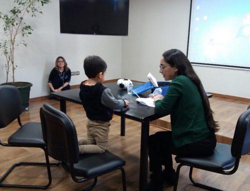 Curso de Estimulación y Evaluación del desarrollo psicomotor