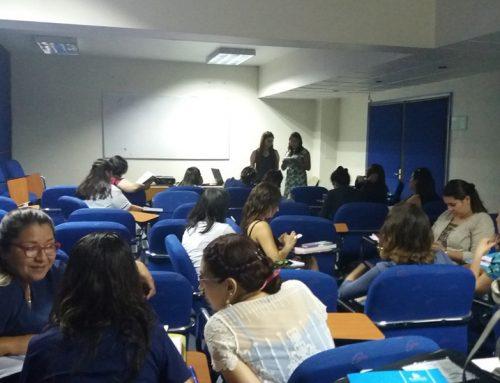 CURSO DE PROCESO DE ENFERMERIA Y TERMINOLOGIA CLINICA. HOSPITAL FELIX BULNES