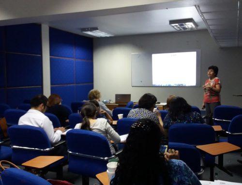 Curso Gestión del Cuidado Hospital Félix Bulnes