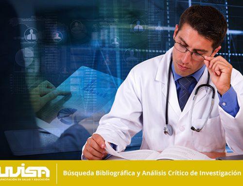 Búsqueda Bibliográfica y Análisis Crítico de Investigación