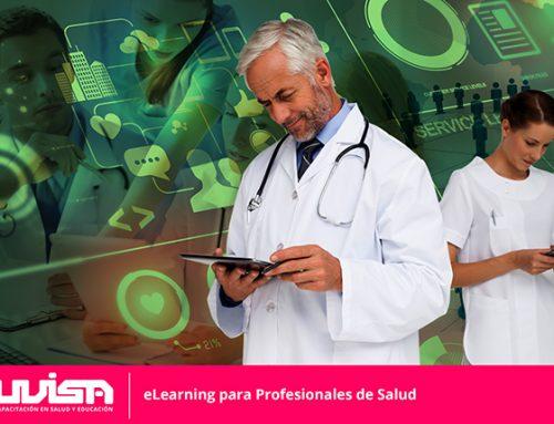 eLearning para profesionales de salud