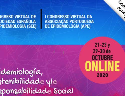 I Congreso Virtual de la Sociedad Española de Epidemiología (SEE), y de la Associação Portuguesa de Epidemiologia (APE)