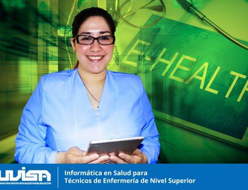 Curso Informática en Salud para Técnicos de Enfermería de Nivel Superior