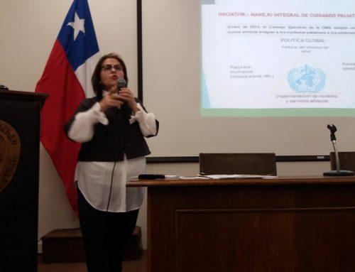 Jornada Universidad G Mistral: