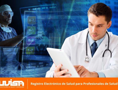 Registro Electrónico de salud para Profesionales de Salud